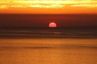 沈む太陽 - Today's action