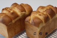 ホテル食パン - パン・お菓子教室 「こ む ぎ」