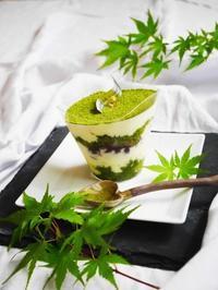 抹茶ティラミス♪ - This is delicious !!