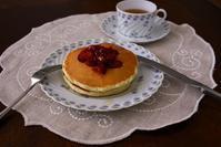 暑さ・パンケーキ&苺プリザーブ - 音楽・スィーツ・そしてBoston