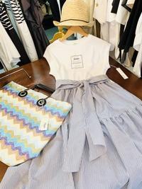 夏コーデ🎶 - Select shop Blanc