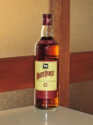 ウイスキー感想  ホワイトホース12年 - 雑記。