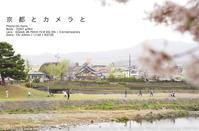 京都とカメラと鴨川さんぽ。シグマ 28-70mm F2.8 DG DN Contemporary  #京都 #PhotoShop #SIGMA - さいとうおりのお気に入りはカメラで。