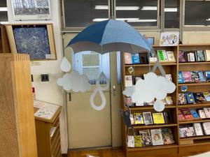 「図書室かざり隊」の活躍! - 久米田高校校長のブログ