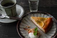 チーズケーキ - ホンテ島 日記