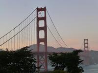 サンフランシスコを行く-4ゴールデン・ゲート・ブリッジ - 祭りバカとは俺の事(仮)