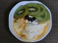 6月11日のフルーツサラダ - 食写記 ~Shokushaki's Blog~