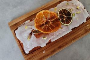 Our lemon cake - Good Morning, Gorgeous.