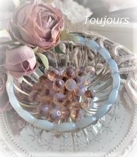 乳白色ブラウンギブレ - Bijoux  du  Bonheur ~ビジュー ドゥ ボヌール~