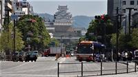 藤田八束の鉄道写真@コロナ禍でも楽しめる鉄道写真、広い日本北から南青森青い森鉄道、姫路譲渡鉄道写真・・・観光地を応援しましょう、世界文化遺産姫路城 - 藤田八束の日記