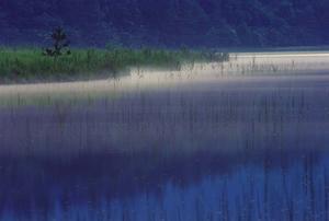 静寂の湖面 -