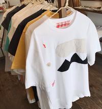 Tシャツ展9日目、作家別Tシャツ紹介④ - cocoa_note