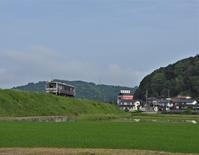 6月112日(土)新緑の福塩線牛乳の家に向かう列車 - 庄原市上野公園(上野池)とその周辺の出来事