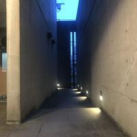フットライト電球の交換 - 追憶の小箱