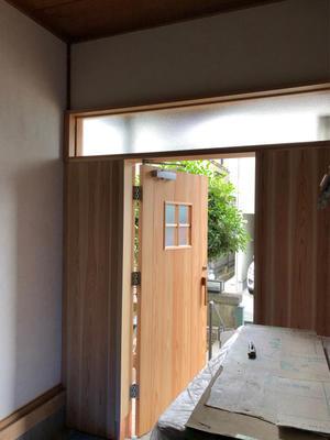 ミナの家 進捗状況 - 国産材・県産材でつくる木の住まいの設計 FRONTdesign