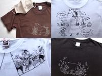 Tシャツ展10日目、作家別Tシャツ紹介⑤ - cocoa_note