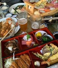 お友達と「安藤」の屋外席でディナー - しんしな亭 in シンシナティ ブログ