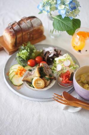 坂ノ途中さんのお野菜6月便 - The Lynne's MealtimesⅡ