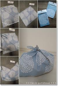 【5分で完成】セリアの手拭い2ヶ所縫うだけ!あずま袋と「買って」と言わせないおやつ - 素敵な日々ログ+ la vie quotidienne +