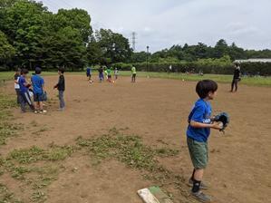 逆に「密」 - 学童野球と畑とたまに自転車
