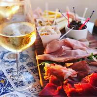 シチリアには夏がやってきました。 - 幸せなシチリアの食卓、時々にゃんこ