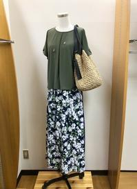 好感度upのキレイ見えロングスカートstyle♪ - Bashamichi's Blog