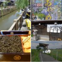 霞ヶ浦から水郷「佐原」名物「黒切り蕎麦」で腹ごしらえ⛵ - 素晴らしきゴルフ仲間達!