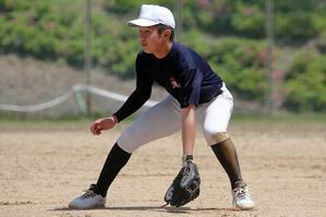 令和3年5月練習風景 51 - 福知山ボーイズクラブ