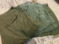 6月16日(水)マグネッツ大阪店ヴィンテージ入荷日!! #7 U.S.Army編!!FatiguePants,51CargoPants,43Trousers,WW1UnderwearDrawers!! - magnets vintage clothing コダワリがある大人の為に。