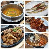 久々に外食で韓食 - キューニーの食卓