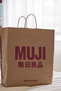 日曜日はMUJI・無印へお買い物 - NY/Brooklynの空の下