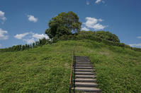 恵解山古墳公園 - Blue Planet Cafe  青い地球を散歩する