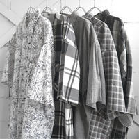 O.S. S/S SHIRTS. - the poem clothing store
