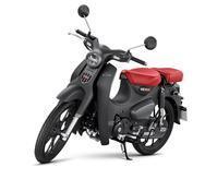スーパーカブC125のニューモデル - バイクの横輪