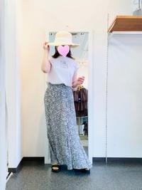 夏コーデ👒 - Select shop Blanc