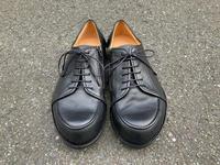 外羽根ファスナー靴 - 手づくり靴 仄仄工房(ホノボノコウボウ)