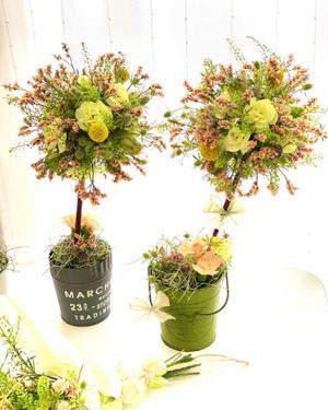 **おやつのお花*   きれい 可愛い いとおしいをデザインしましょう♪