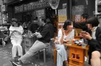 夏の夜の新宿篇⑥ 昼から夜が始まっていた。 - 隠居お勉強帖