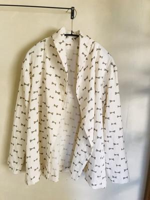 ダブルガーゼの服 - 糸巻きパレットガーデン