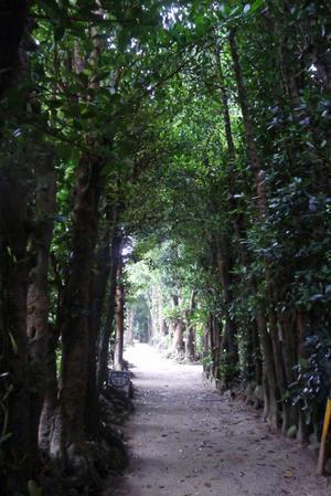 沖縄の休日6 - パウダーブルーな日々