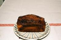 レモンしっとりパウンドケーキ - こぶたのノンビリ生活