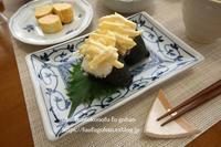 おにぎり定食朝ごはん(#^.^#) - おばちゃんとこのフーフー(夫婦)ごはん