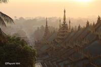 ミャンマーの写真から生まれた音楽 - 石井真弓のブログ◎Apertures