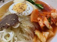 平壌冷麺食道園@蒲田 - C級呑兵衛の絶好調な千鳥足