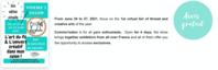 【バーチャルフェア】糸とクリエイティブアート MADAME LA FEE - 猫と箱 ~カルトナージュとちいさな楽しみの日々~
