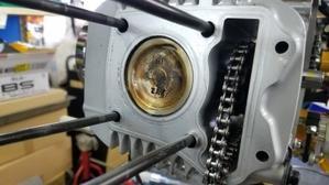 モンキー125e-Stage α 143ccその2 -
