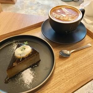 ほうじ茶プリンが美味しいカフェ - ハレクラニな毎日Ⅱ