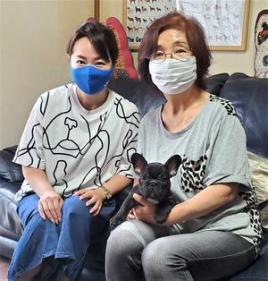 フレンチブルドッグ 素敵なOwner様決定(#^.^#) - THE ROYAL FAMILY         French bulldog breeder