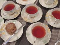 7月レッスンスケジュール - BEETON's Teapotのお茶会