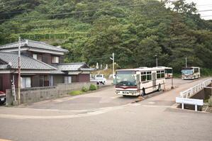 鮎川車庫 - バス車庫めぐり